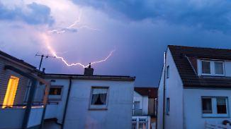 Einzelne Schauer in der Nacht: Aprilwetter kehrt zurück