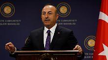 Erlaubnis trotz Wahlkampfverbots: Türkischer Außenminister redet in Solingen