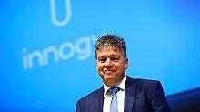 Uwe Tigges ist nun ordentlicher Innogy-Chef.