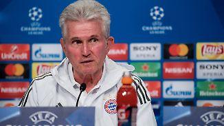 """Heynckes vor Gigantenduell gegen Real: """"Wer schaltet Lewandowski aus?"""""""