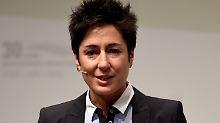 Der Sport-Tag: Dunja Hayali verstärkt das ZDF-Sportstudio