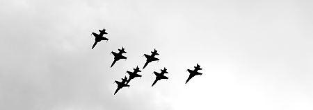 Gemeinsames Rüstungsprojekt: Berlin und Paris entwickeln neuen Kampfjet