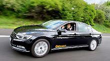 Continental weitet Tests aus: Autonome Autos fahren durch Niedersachsen