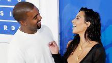 West zollt Trump Respekt: Kim Kardashian ruft Kanye zur Räson