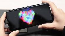 Flaute auf dem Smartphone-Markt: Samsung warnt trotz Rekordgewinn