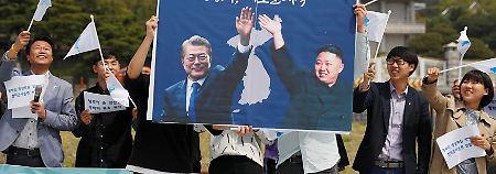 Historischer Gipfel in Panmunjom: Prozedere des Moon-Kim-Treffens steht