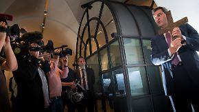 Ministerpräsident im Kreuzfeuer: Söder erntet für Kruzifix-Offensive heftige Kritik