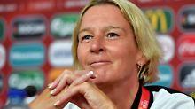 Martina Voss-Tecklenburg wechselt das Lager: Von der Schweiz zurück nach Deutschland.