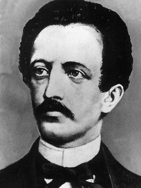Gegenspieler von Marx: Ferdinand Lassalle.