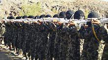 In Afghanistan gefasst: Deutsches Taliban-Mitglied in Haft