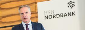 Kostspielige Schiffsdarlehen: HSH Nordbank bleibt im Minus