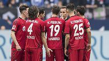 Der Sport-Tag: Freiburg-Ampel: Schiri Stieler aus dem Verkehr gezogen