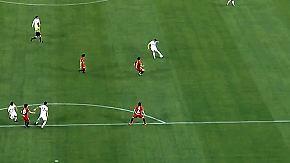 Poldi-Assist mit traumhaftem Chip: Weltmeister kommt in J-League immer besser in Fahrt