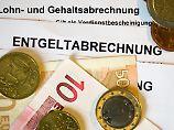 Vergleich unter OECD-Ländern: Deutsche leisten die zweithöchsten Abgaben