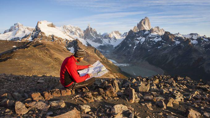 Patagonien bietet spektakuläre Wanderrouten.