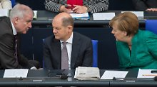 Etatplanung bis 2022: Scholz tastet die Schwarze Null nicht an