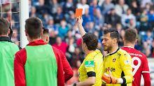 Bochum will nach oben: Kaiserslautern steigt in Liga 3 ab