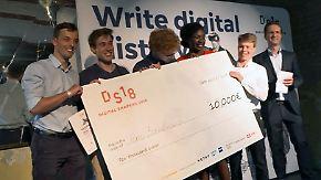 """Talentwettbewerb """"Digital Shapers"""": Firmen suchen junge Digital-Talente mit frischen Ideen"""