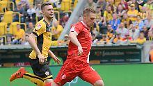 Furioser Last-Minute-Aufstieg: Hennings schießt Fortuna in die Bundesliga