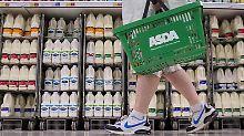 Supermarkt-Fusion auf der Insel: Sainsbury's greift nach der Nummer drei