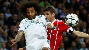 """Marcelo-Handspiel war Elfmeter: """"Der Ball hat meine Hand berührt, ja"""""""