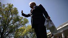 Weiterer Wechsel im Anwaltsteam: Trump verliert führenden Juristen