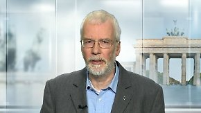 """Mathias John zum weltweiten Aufrüsten: """"Rüstungsindustrie hat menschenrechtliche Verantwortung"""""""