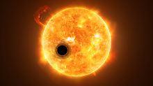 Gigantisch große Wolke: Erstmals Helium auf Exoplaneten entdeckt
