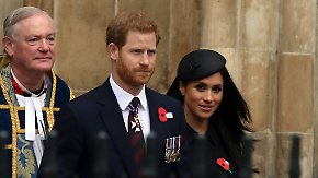 Kutsche, Uniform und Wein aus Südafrika?: Briten spekulieren über royale Hochzeit