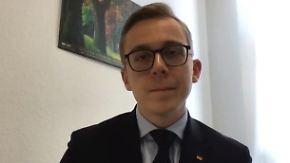 """Philipp Amthor zu Abschiebungen: """"Wer sich gegen Polizisten stellt, gehört abgeschoben"""""""