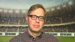 """Philipp Köster zum 33. Spieltag: """"Ritt auf der Rasierklinge"""" für den HSV"""