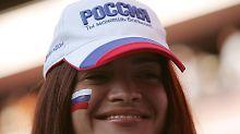 Für Anfänger:  Россия heißt, na klar, Russland!