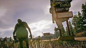 """Es gibt viele verschiedene Zombies in """"State of Decay 2""""."""
