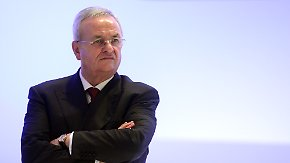"""Winterkorn im Fokus der US-Justiz: Für den einstigen """"Mr. Volkswagen"""" wird es eng"""