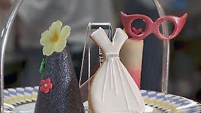 Brautkleid in Keks-Form: Royale Hochzeit weckt Kreativität der britischen Hotels