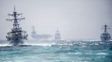 Neues Standbein im Nordatlantik: US-Marine reaktiviert die 2. Flotte
