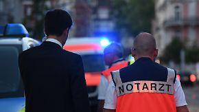 Angriff auf Wahlparty: Mann schlägt Freiburgs neuem Oberbürgermeister ins Gesicht