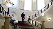Neuer Stern auf allen Straßen: Das ist Putins neuer Staatsschlitten