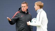 Der Sport-Tag: Rangnick: Forsberg bleibt bei RB Leipzig