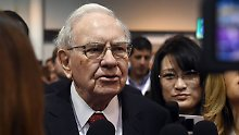 """""""Rattengift zum Quadrat"""": US-Investor Buffett wettert gegen Bitcoin"""