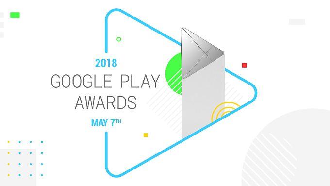 Google zeichnet jedes Jahr die besten Apps im Play Store aus.