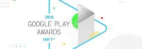 Google kürt die neun Gewinner: Das sind die besten Android-Apps