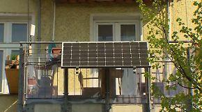 n-tv Ratgeber: Was bei Solarzellen für den Balkon zu beachten ist