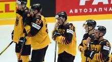 Existenzkampf statt WM-Märchen: Olympia-Kater lässt Eishockey-Helden zittern