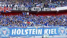 Holstein Kiel = Holstein Women. Die Frauenabteilung bekommt wortstarke Unterstützung.