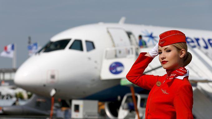 Der von westlichen Sanktionen gebeutelte russische Luftverkehrsmarkt kommt langsam wieder in die Spur.