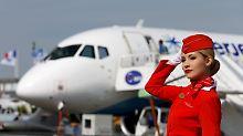 WM-Countdown (36): Wer mit Aeroflot fliegt, sollte das hier wissen