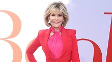 """""""Den Laden da unten zugemacht"""": Jane Fonda schwört Sex und Männern ab"""