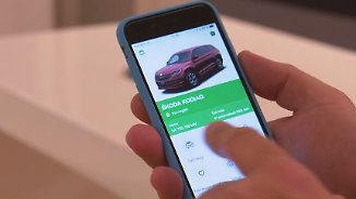 Konnektivität in Serie: Skoda steckt das Auto in die Hosentasche