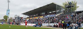 DFL genehmigt Holstein-Stadion: Kiel müsste doch nicht umziehen